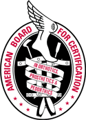 American Board For Certification in Orthotics & Prosthetics