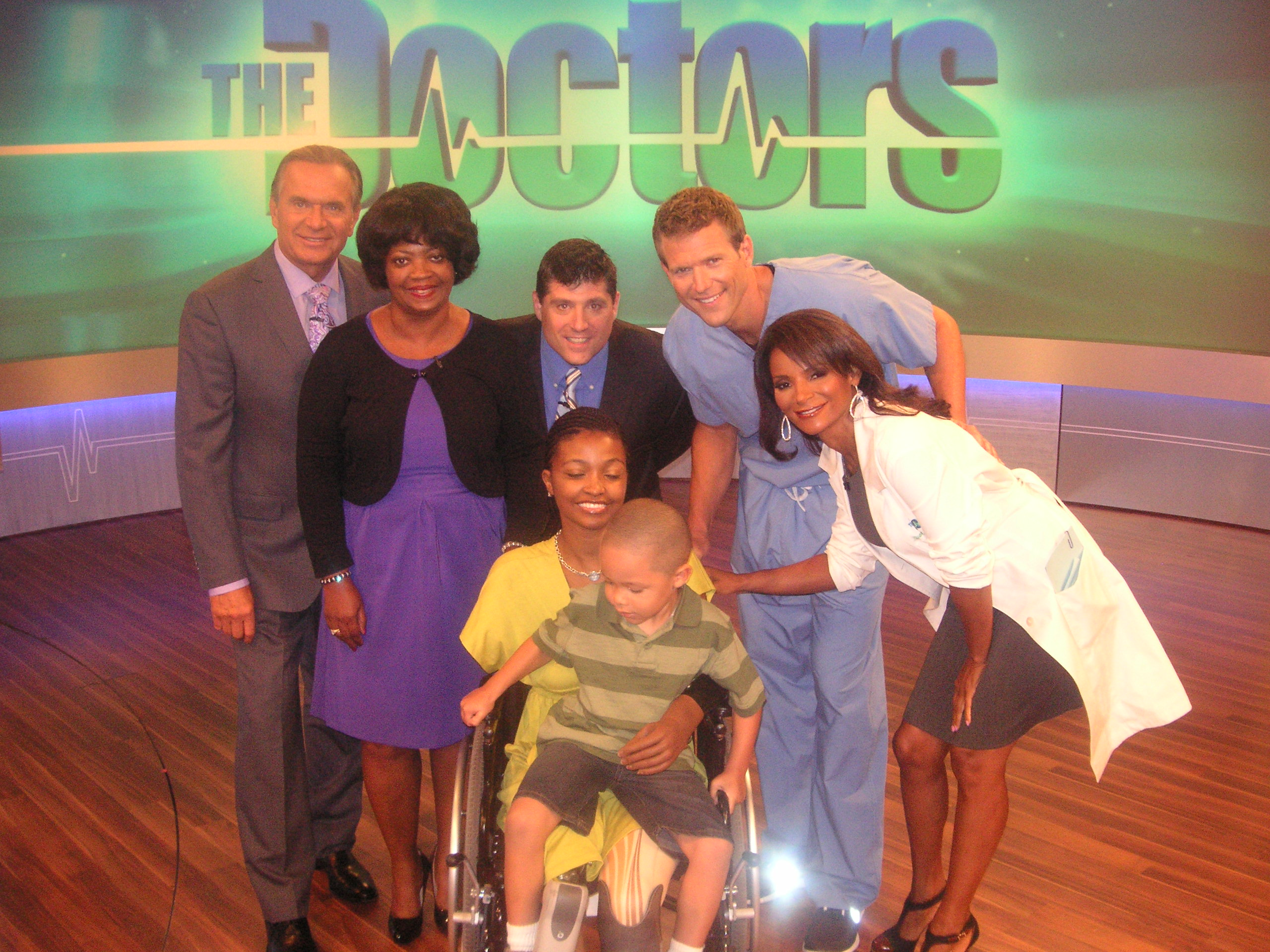 """Behind the Scenes of """"The Doctors"""""""
