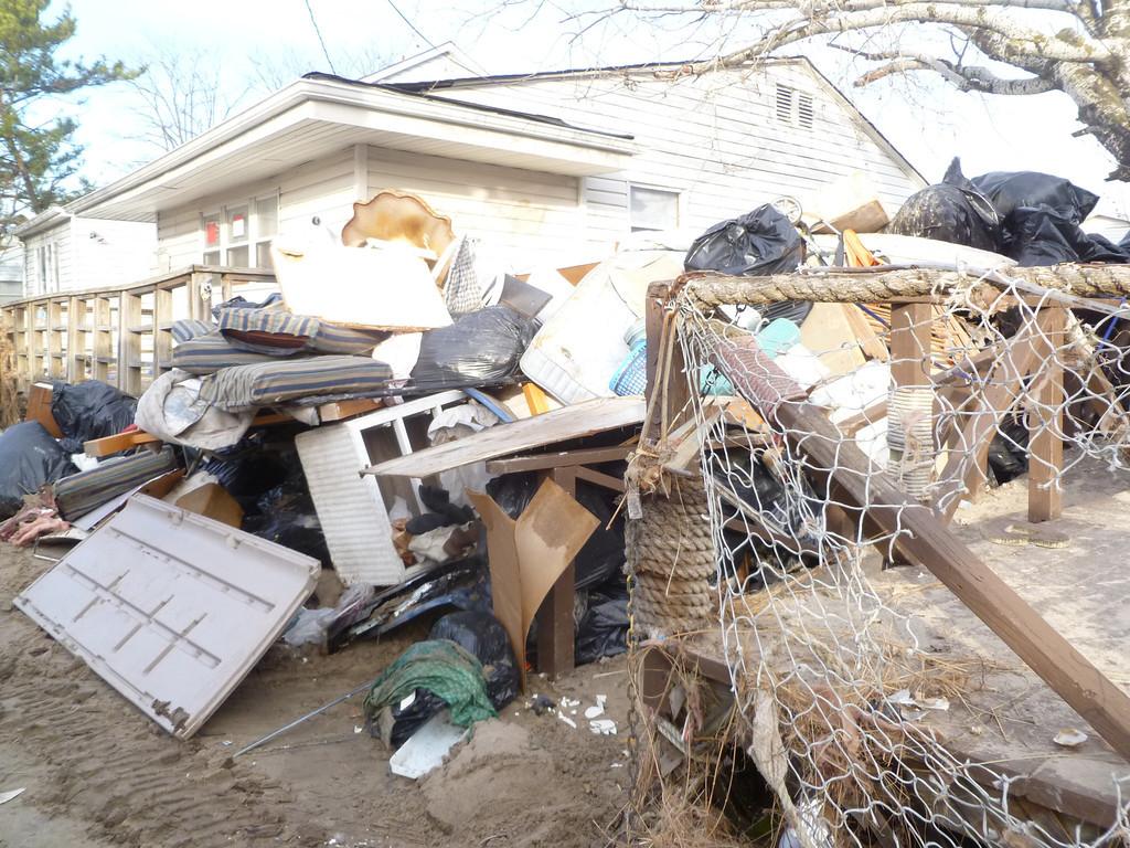 Sandy's Devastation