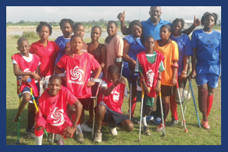 East Coast O & P Partners with Crutches 4 Kids