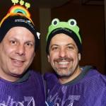 Vincent A. Benenati and Dr. Michael Vitale