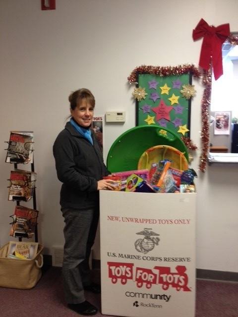 Toys for Tots Campaign – Buffalo, NY