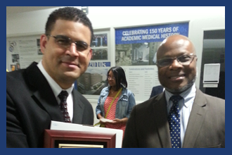 East Coast O & P Orthotist Honored By SUNY Downstate