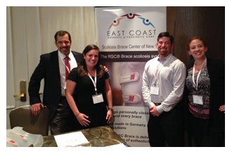 East Coast O & P Shows Support at Curvy Girls Convention, Showcases RSC Brace