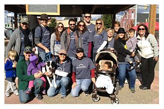 East Coast O & P Buffalo Step Outs and Walks to Stop Diabetes 2014