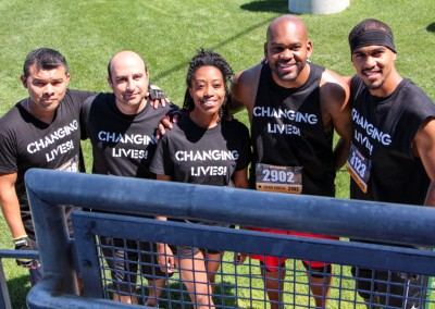 Changing Lives NYC City Race Group Photo