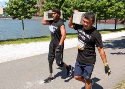 Changing Lives NYC City Challenge 5K Race