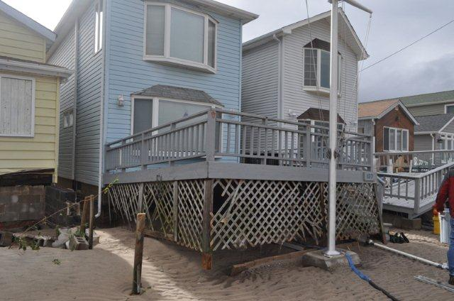 Homes in Breezy Point