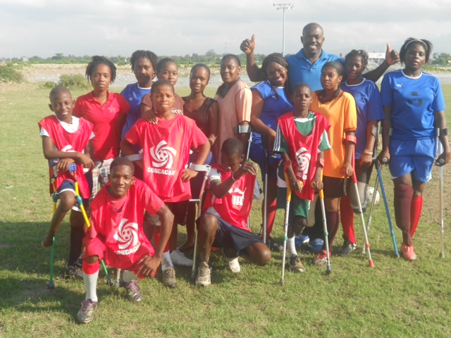 East Coast O&P Partners with Crutches 4 Kids