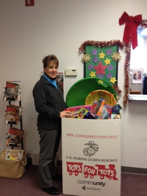Toys for Tots Campaign – Buffalo, NY
