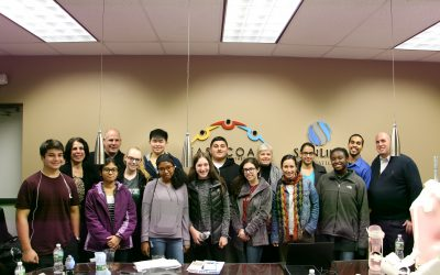 Half Hollow Hills HS West Students Visit East Coast O & P