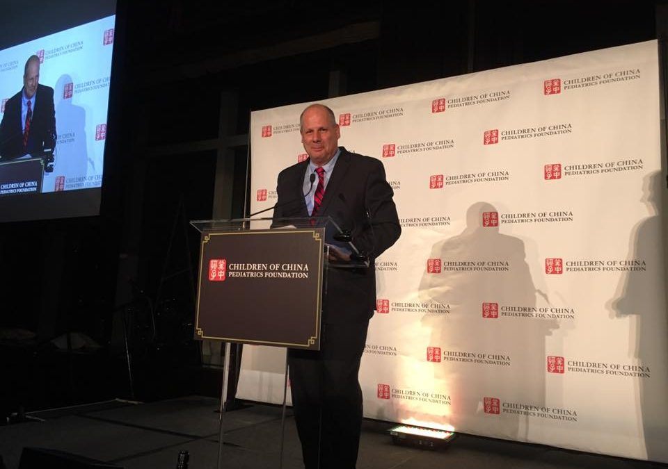 East Coast O & P CEO Recipient of CCPF Humanitarian Award